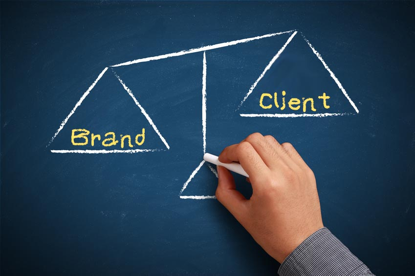 Brand vs. Client Dilemma: Finding the Right Balance for Better Experience