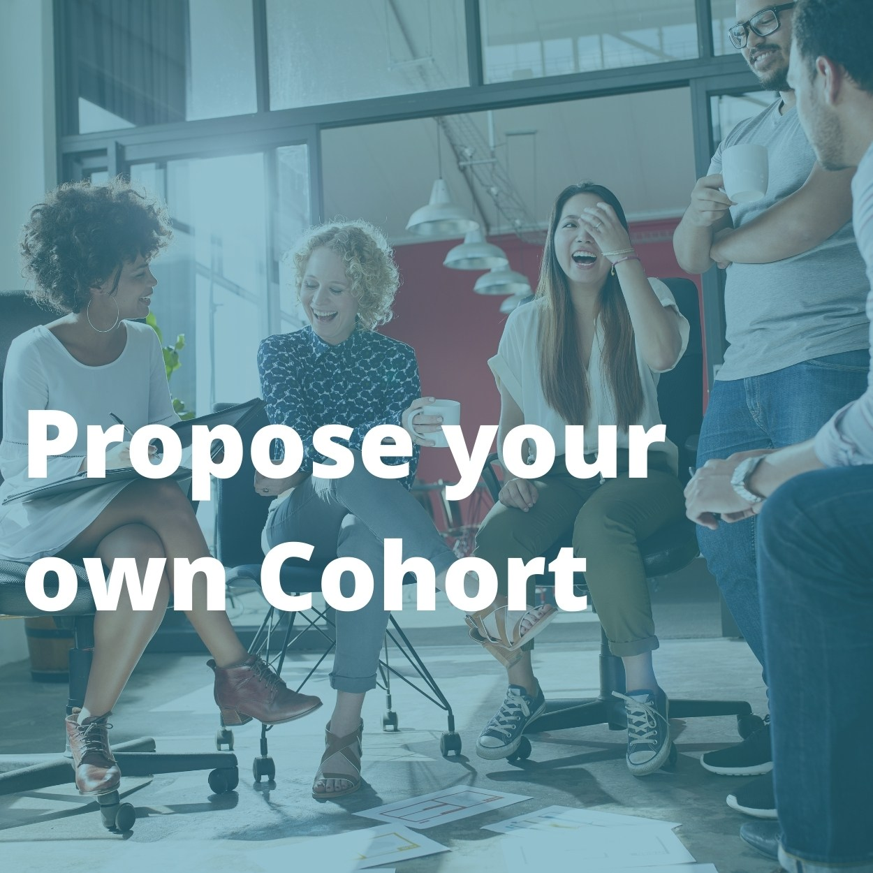 Propose a Cohort flyer www.clientexperience.org
